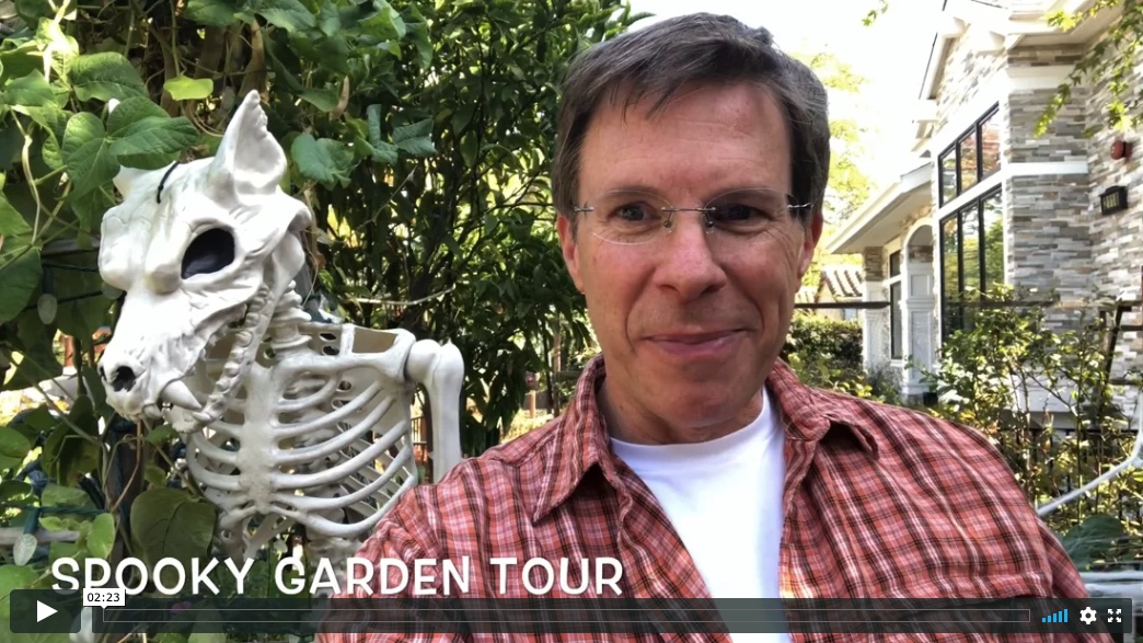 Our Garden Almanac - October 13, 2019 - Halloween's A Coming