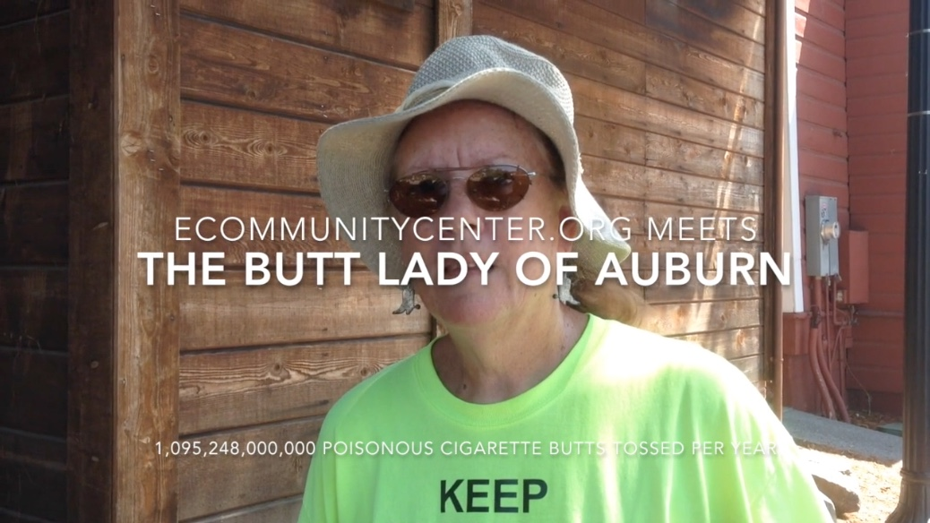 The Butt Lady of Auburn Shares Some Disturbing Statistics
