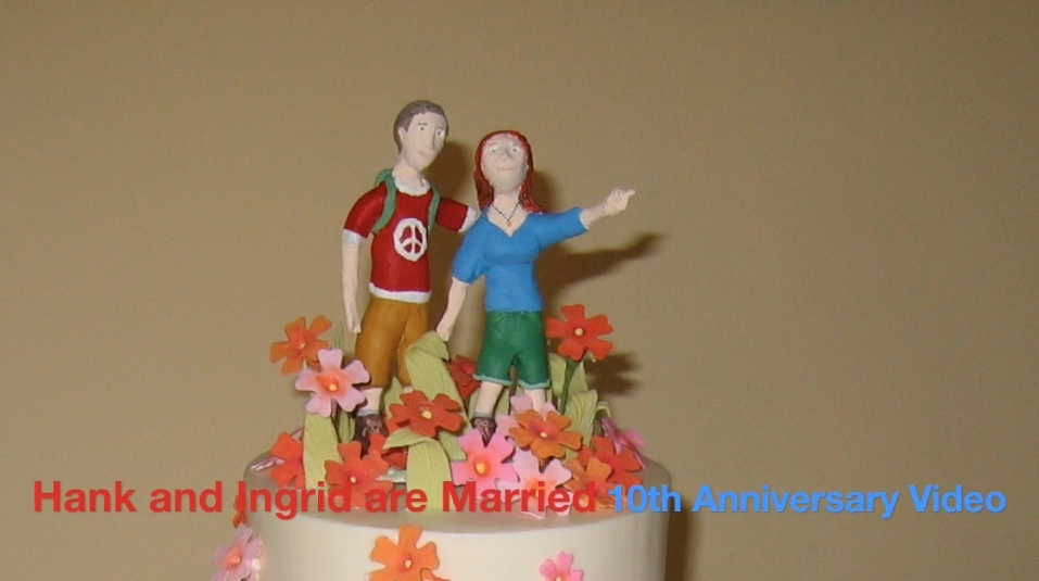 Hank and Ingrid Are Married, a 10th Anniversary Video